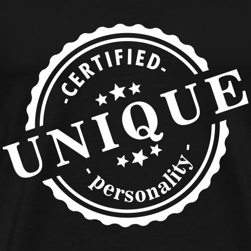 Design Certified Unique personality