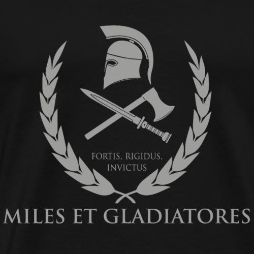 Miles et Gladiatores - Männer Premium T-Shirt