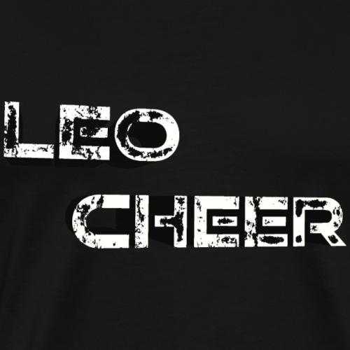 LEO CHEER - Männer Premium T-Shirt