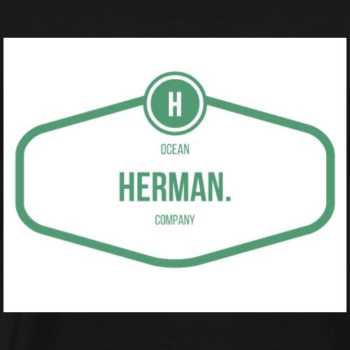 HERMAN RECTANGLE - Camiseta premium hombre