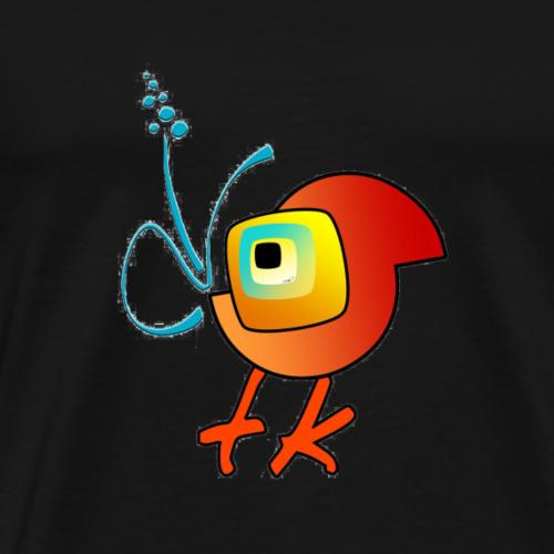 Alpartuka - Camiseta premium hombre