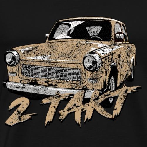 Trabant 601 Braun - Männer Premium T-Shirt