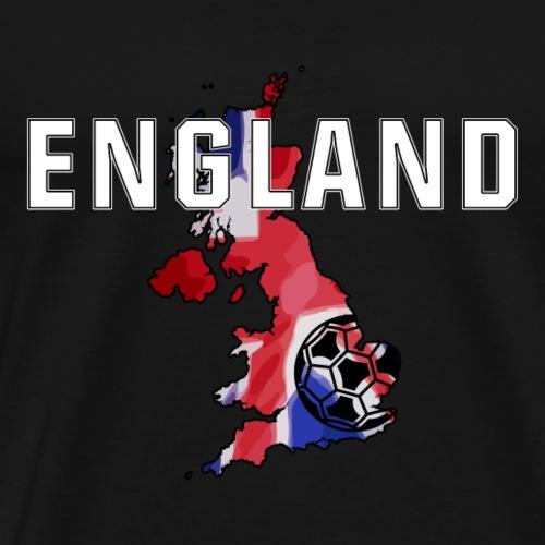 England-Fanshirt - Männer Premium T-Shirt