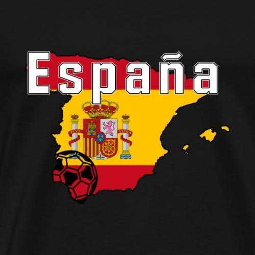Espana, Spanien -Fanshirt - Männer Premium T-Shirt
