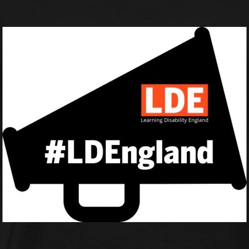 Learning Disability England - Men's Premium T-Shirt