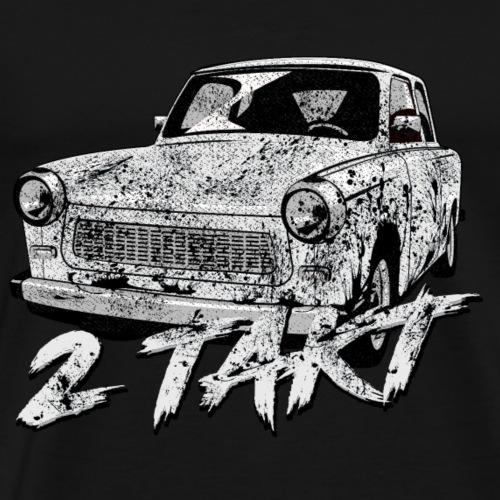 Trabant 601 Weiss - Männer Premium T-Shirt