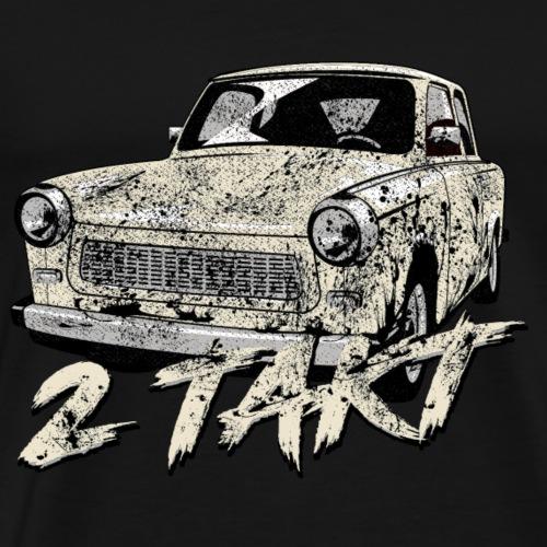 Trabant 601 Papyrusweiss - Männer Premium T-Shirt