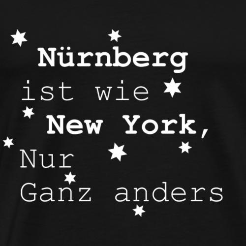 Nürnberg - Männer Premium T-Shirt