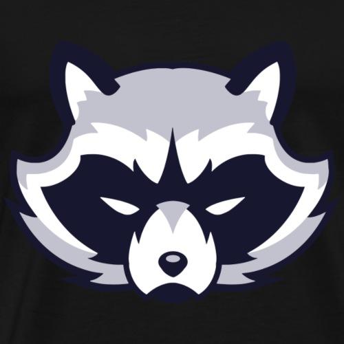 Racoon - Männer Premium T-Shirt