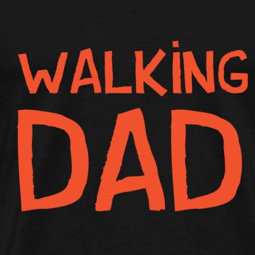 Vierdaagse Nijmegen - Walking Dad RED - Mannen Premium T-shirt
