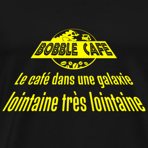 Star Bobble - T-shirt Premium Homme