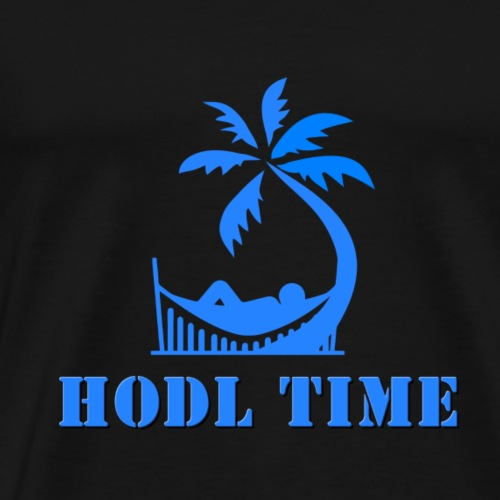 HODL time - Men's Premium T-Shirt