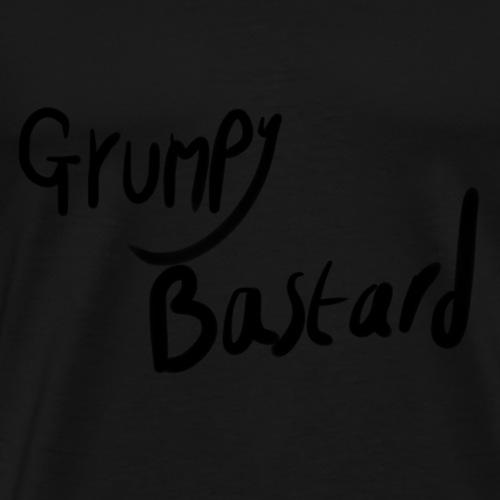 Grumpy Bastard - Men's Premium T-Shirt