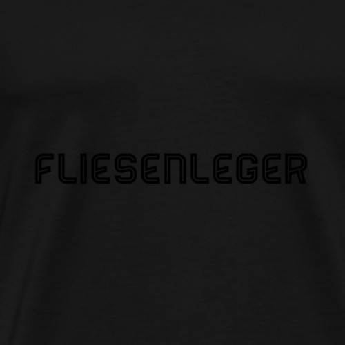 Fliesenleger - Männer Premium T-Shirt