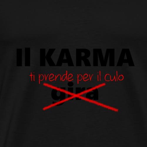 Karma - Maglietta Premium da uomo