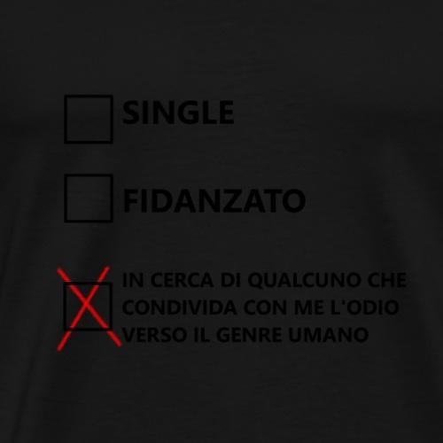 Fidanzato - Maglietta Premium da uomo