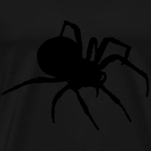Spinne Geschenk, Geschenkidee - Männer Premium T-Shirt