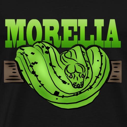 Morelia viridis - Männer Premium T-Shirt