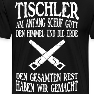Carpenter skapare - Premium-T-shirt herr