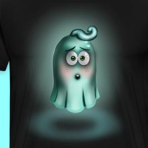 Little Turquoise Ghost - Koszulka męska Premium