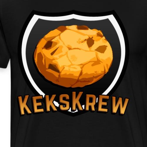 KeksKrew CS:GO Clan Merch - Männer Premium T-Shirt