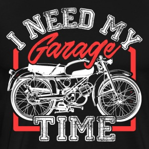 My Garage Time - Men's Premium T-Shirt