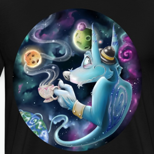 SpaceTea - Männer Premium T-Shirt
