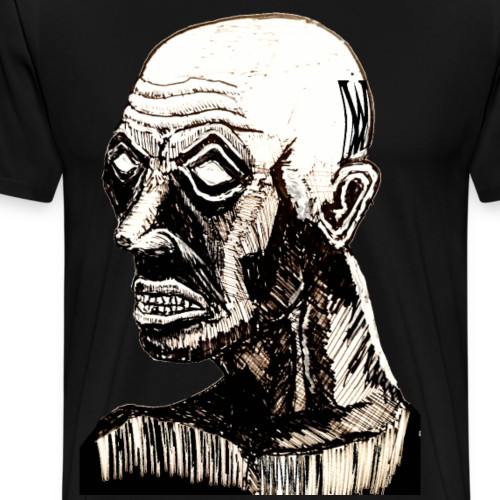 The Thin Man - Mannen Premium T-shirt