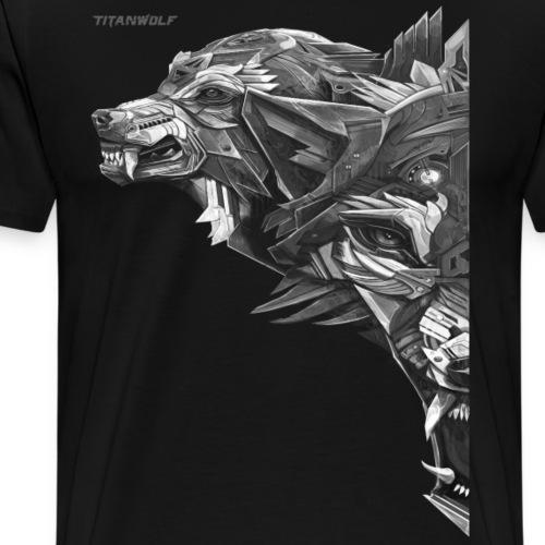 Halfway - Männer Premium T-Shirt