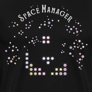 Space manager - Men's Premium T-Shirt