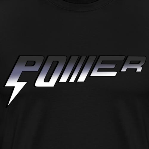 power classic - Männer Premium T-Shirt
