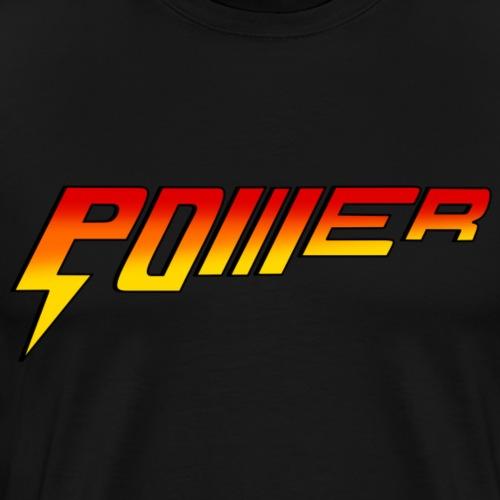 power future - Männer Premium T-Shirt
