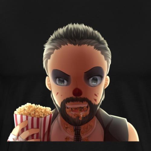 Hells Circus - Popcorn - Men's Premium T-Shirt