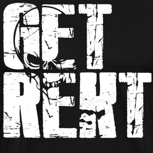 Get Rekt Gaming - Männer Premium T-Shirt