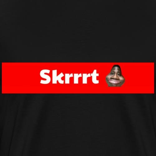 SKRRRT Apparel x Euane Mate - Men's Premium T-Shirt