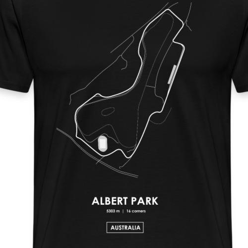 ALBERT PARK - AUSTRALIA - Men's Premium T-Shirt