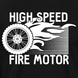 Fast motorcycle - Men's Premium T-Shirt