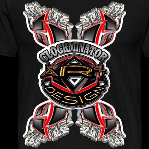 9 - Männer Premium T-Shirt