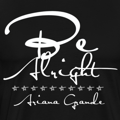 Be Alright Stars - T-shirt Premium Homme