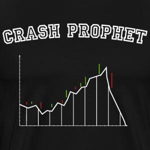Crash Prophet - Männer Premium T-Shirt