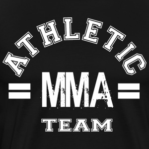 MMA Athletic Team - Premium-T-shirt herr