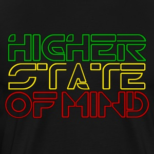 Higher State Of Mind - Men's Premium T-Shirt