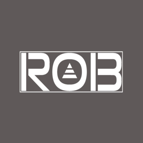ROB 13 WHITE - Männer Premium T-Shirt
