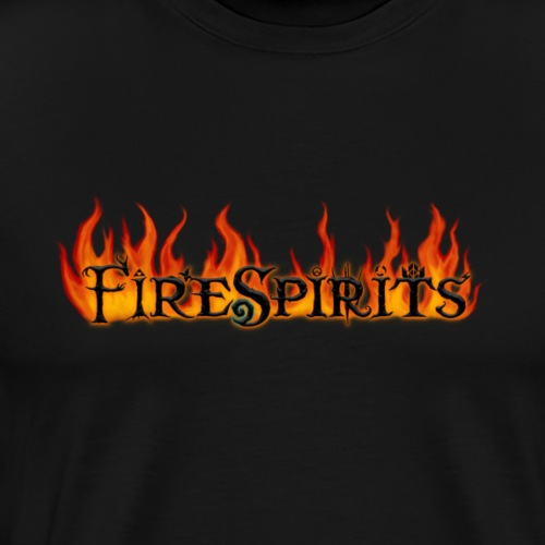 Firespirit on Fire - Herre premium T-shirt