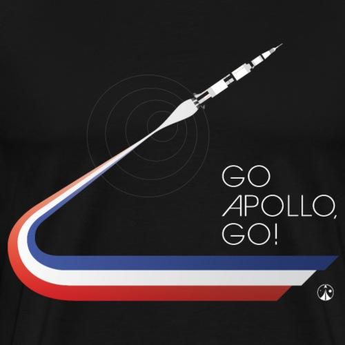 Go Apollo, GO! - Men's Premium T-Shirt