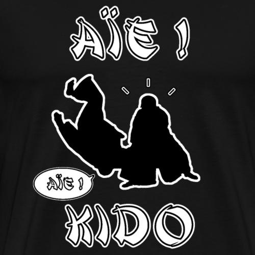 AÏE ! KIDO - JEUX DE MOTS - FRANCOIS VILLE - T-shirt Premium Homme