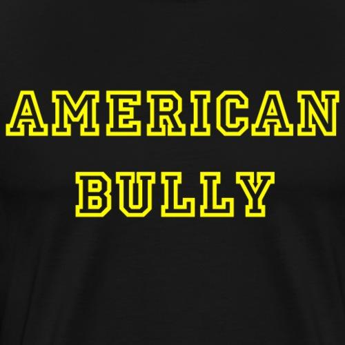 American Bully - Männer Premium T-Shirt