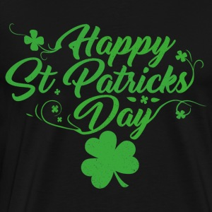 St. Patricks Day - Premium T-skjorte for menn