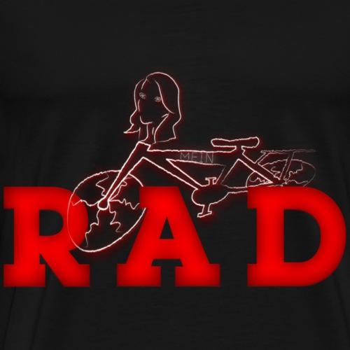 Mein Rad - Männer Premium T-Shirt