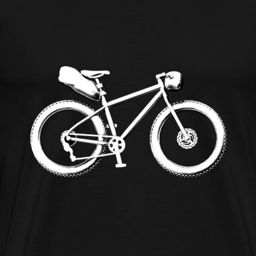 T Shirt Gravel 02 - T-shirt Premium Homme